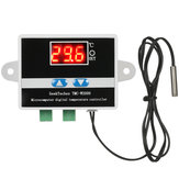 GeekTeches TMC-W2000 AC110-220V 1500 W LCD Digitale Thermostaat Thermometer Temperatuur Meter Thermoregulator + Waterdichte Sensor Probe