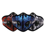 High Altitude Hypoxia Training Activated Carbon Mask Oxygen