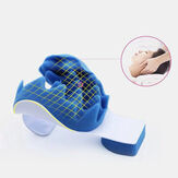 Portable Head Neck Massage Pillow Neck Shoulder Relaxation Pain Relief Neck Support Massager Tool