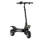 BOYUEDA C1 18.2AH 52V 3200W Dual Motor Oil Brake Folding Electric Scooter 65km/h Top Speed 60-70km Mileage Range Max Load 300kg