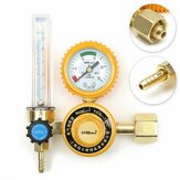 0-25 Mpa Argon CO2 Mig Tig Flow Meter Regulator Flow Meter Welding Weld Gauge