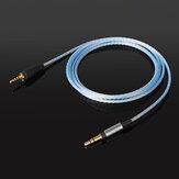Earmax Cable de actualización de auriculares de 3,5 mm a 2,5 mm para Sennheiser para cable Urbanite Auricular