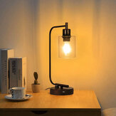 Kısılabilir Başucu LED Masa Lambası Masa Okuma Lamba Dokunmatik Sensör USB Şarj Edilebilir