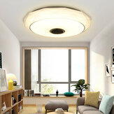 114LED Music Ceiling Lamp+Remote Control Bedroom Living Room Study AC180-265V