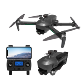 ZLL SG906 MAX GPS 5G WIFI FPV com câmera 4K HD Gimbal anti-vibração de 3 eixos Gimbal para evitar obstáculos sem escova Drone RC Dobrável Quadricóptero RTF