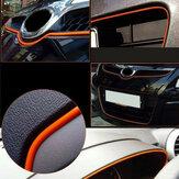 120 дюймов Универсальный Авто Литьевая отделка салона Внутренний экстерьер с лентой 3M