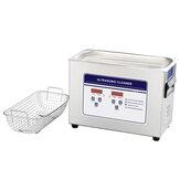SKYMEN 030S 4.5L Ultrasonik Temizleyici Dijital Zamanlayıcı Isıtma Sonik Banyo Makinesi Metal Parçalar için PCB Ultrason Temizleme Cihazı Yıkayıcı