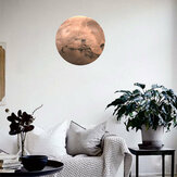 30Cm Lua Grande Glow In The Dark Noctilucence Planet Celestial Stickers Luminous DIY Wall Sticker