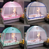 Free Installation Folding Mosquito Net Tent Canopy Mosquito Net Breathable Freestand Bed Mosquito Tent