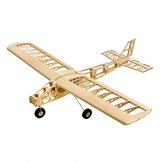 Cloud Dancer 1300mm Wingspan Trainer Balsa Laser Cut RC Airplane Buiding Model