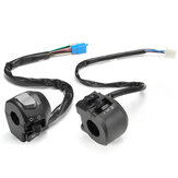12V 22mm 7/8inch Electric Start Switch For Motorcycle Horn Turn Signal Hazard Beam