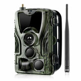 HC-801LTE 4G 16MP 1080P HD Wodoodporny SMS / MMS / SMTP Hunting Wildlife Trail Track Camera Night Version