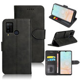 Bakeey for Doogee N20 Pro Case Magnetic Flip with Card Slots Wallet Shockproof Full Cover PU Leather Protective Case