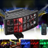 RGB DJ Discoteca LED Luz Mini Laser Projetor Stage Lighting Xmas Show Party