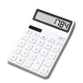 LEMO Desktop Calculator Photoelectric Dual Drive 12 Number Display Automatic Shutdown Calculator For Office Finance De Xiaomi Youpin