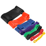 8-230Lbs Direnç Band Elastik Bands for Fitnes Training Workout Rubber Loop for Sports Yoga Pilates Stretching