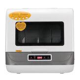 Máquina de esterilização elétrica ultrassônica de alta temperatura para cozinha