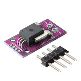 CJMCU-758 ACS758LCB-050B-PFF-T Linear Current Sensor Hall Current Module CJMCU for Arduino - products that work with official Arduino boards
