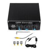 Eliminador de QRM Fase X (1-30 MHz) Bandas de HF Caja