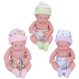 Nyfødte Baby Dolls Gave Legetøj Soft Vinyl Silicone Livlige Newborn Kids Toddler Girl