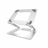iDock N37-3 Laptop Stand with USB 3.0 Interface Portable Bracket Foldable Aluminum Alloy Computer Heat Dissipation Bracket