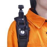 Accessoires de poche OSMO Gimbal Sangle Backpack Adaptateur de montage fixe pour appareil photo GoPro DJI Gimbal