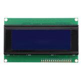 5db Geekcreit 5V 2004 20X4 204 2004A LCD kijelző modul kék képernyő