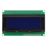 5Pcs Geekcreit 5V 2004 20X4 204 2004A LCD Display Module Blue Screen