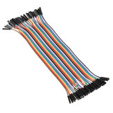 200pcs 20cm Female to Female Jumper Cable Dupont Wire For