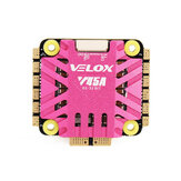 30.5x30.5mm T-motor PACER V45A 45A 3-6 S BLheli_32 4In1 Brushless ESC DShot1200 w / 10 V BEC Output untuk 170-450mm RC Drone FPV Racing