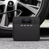 70mai Midrive TP03 12V Portable gonfleur de pneu de voiture affichage numérique compresseur de pompe à Air noir Youth Version