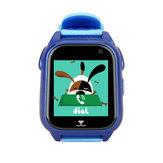 IP68 ضد للماء Kids رقمي GPS + LBS نشاط المقتفي SOS Anti-lost الة تصوير ذكي سوار القميص Watch