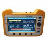 Sathero SH-910HD Dijital Uydu Ölçer Uydu Bulucu DVB-S2 7 İnç HD LCD Spektrum Analizörlü Ekran