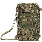 Berkemah di luar ruangan Trekking Ransel 33L Ransel Taktis Pria Wanita Tas Bahu Medis Pack