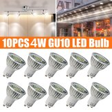 10PCS 4W GU10 5630SMD LED Bulb Cool White Spotlight Lighting Decoration AC220V