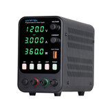WANPTEK APS1203H 120V 3A Adjustable DC Power Supply 4 Digits LED Display Switching Regulated Power Supply