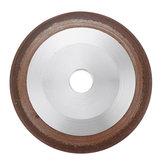 A resina de aço do carboneto da roda de moedura do diamante do grão PDX de Drillpro 150 viu a lâmina 100mm 125mm
