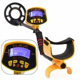 MD-3010II Metal Detector Underground Sensitive Tipo Treasure Digger Gold