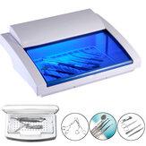 Armário de desinfecção dupla de ozônio UV Mini salão de beleza Unhas Ferramentas esterilização esterilizador