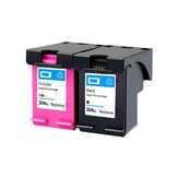 Colorpro 304XL Ink Cartridge Compatible for HP DESKJET 2620 2621 2622 2623 Printer