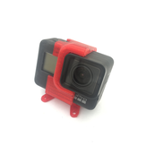 Everyine Tyro129 Spare Part 3D Printed TPU 25 Degree Camera Mount for Gopro 5/6/7 RC Drone FPV Racing
