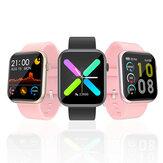 [Game Calculator Funktion] Newwear R3L Fuld berøringsskærm Hjertefrekvens Blodtryk Oxygen Monitor Flersproget Rich Dial Musik Control Smart Watch