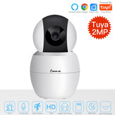 MoesHouse Tuya Smart Camera WiFi Security Rotating Camera HD 1080P Network Two-way Audio IP Camera