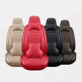 O assento de carro universal do couro perfurado do plutônio 3D cobre toda a estação opcional