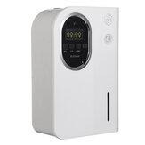 160 ml-es LCD kijelző Intelligens illatanyag-aromadiffúzor negatív ionos légtisztító időzítő funkció otthoni iroda