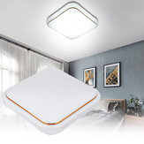 LED Ceiling Light Panel Down Lights Bathroom Kitchen Atmospheric Simple Modern Bedroom Rectangular Remote Control Balcony Lighting Ceiling Lamp
