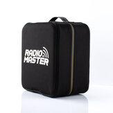 RadioMaster TX16S Funksender Reißverschluss-Handtasche Trageschutzhülle Stoßfeste äußere Stofftasche