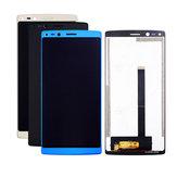 Orijinal DOOGEE LCD Ekran + Dokunmatik Ekran Digitizer Aletler Için Yedek DOOGEE MIX 2