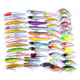 ZANLURE 46 Pz ABS TORCIA Esca Spinning River Sea Lakes Baits TORCIA Tackle