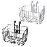 BIKIGHT Bicycle Frente Basket Mesh Lift Off Carrier BLACK Cruiser Bicicleta de assinatura